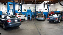 European Auto Repair From Swiss Garage